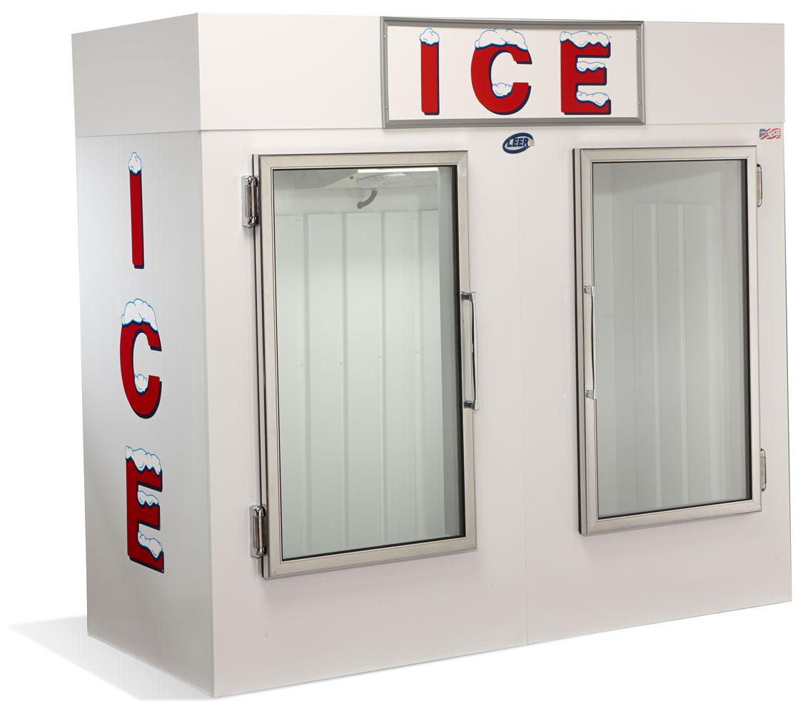 leer ice merchandiser 85