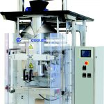 Coalza RS Series Vertical Form, Fill & Seal Automatic Packaging Machines