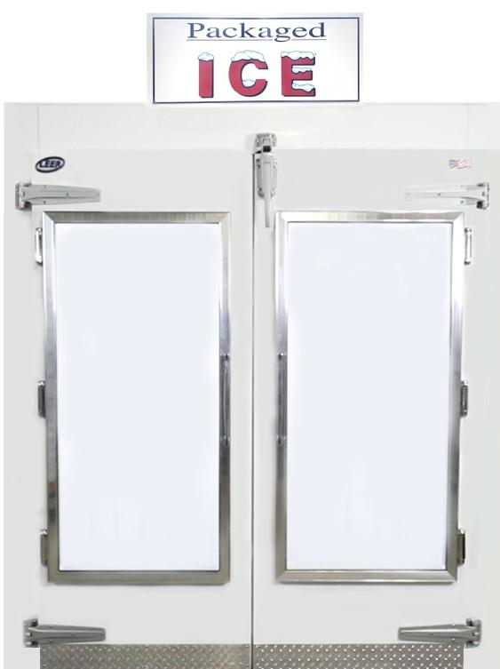 PL150 pallet load merchandiser