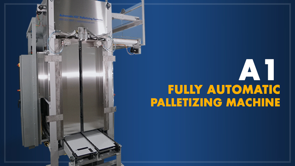 A1 Fully Automatic Palletizing Machine