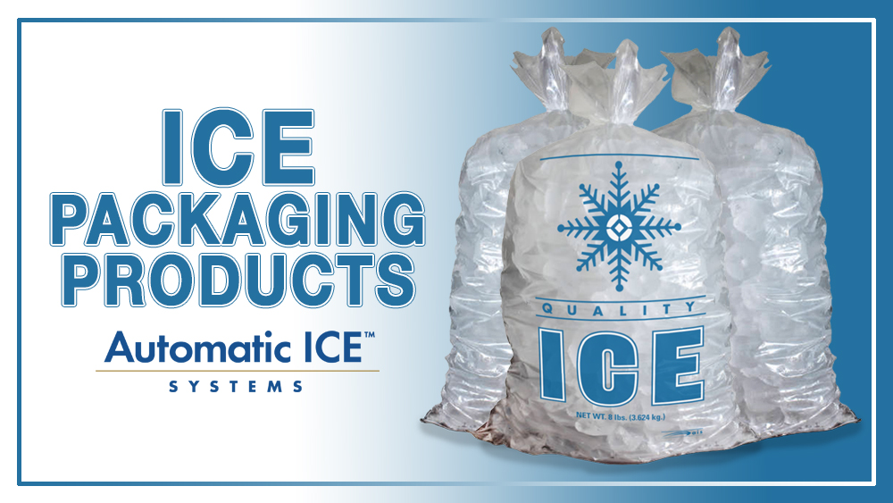 Ice Packaging Products