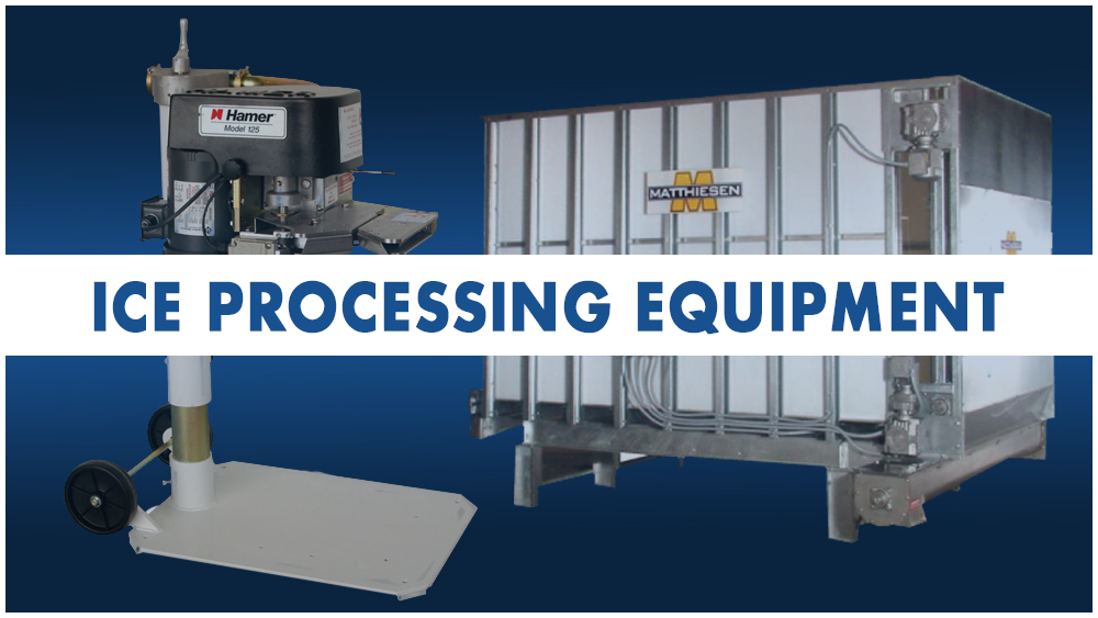 Ice Processing Equipment
