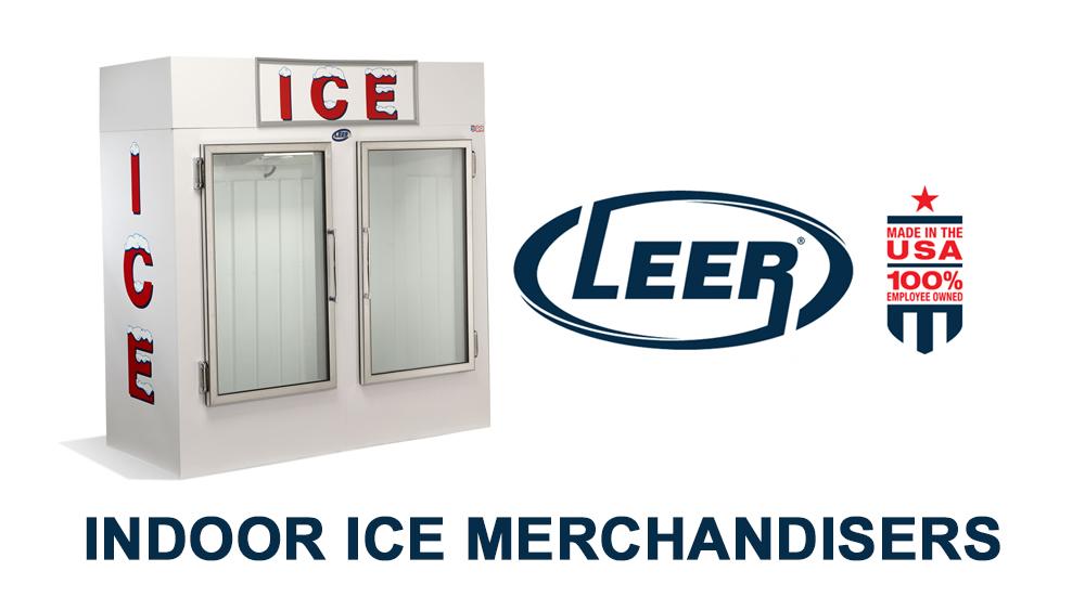 Indoor Ice Merchandisers