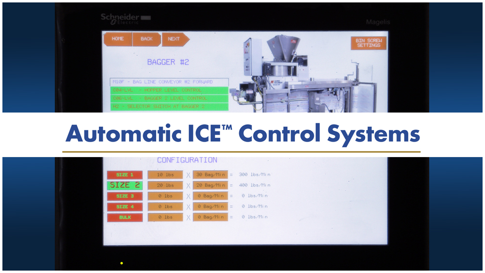Automatic ICE™ Control Systems