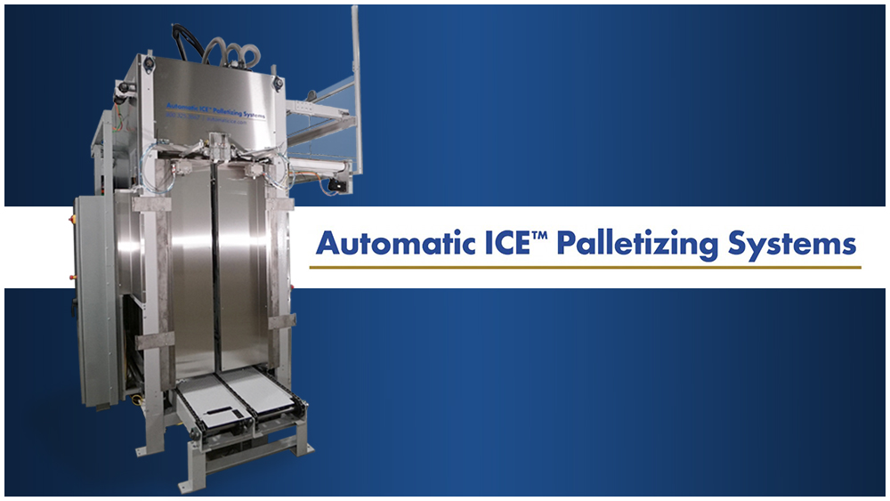 Automatic ICE™ Palletizing Systems